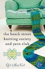 The Beach Street Knitting Society and Yarn Club-ExLibrary