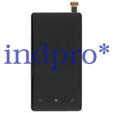 Black For Nokia Lumia 800 N800 LCD Display Glass Touch Screen Digitizer Frame