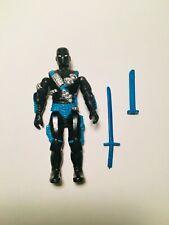 Vintage GI JOE - Snake Eyes V5 Action Figure From Ninja Force Line 1993 Hasbro