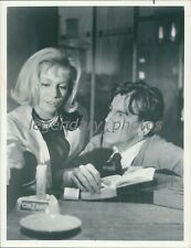 1969 Return from the Ashes Original Press Photo Printed 1971 Ingrid Thulin