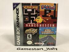 NAMCO MUSEUM - NINTENDO GAME BOY ADVANCE GBA - NEW SEALED NTSC VERSION