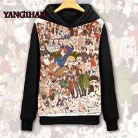 Japan Anime Axis Powers Hetalia Pullover Hoodie Sweatshirt Coat Outerwear #NY07