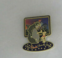 Disney Baloo Mowgli Jungle Book Feel The Magic Pin
