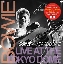 David Bowie / Live At The Tokyo Dome 1990 / 2CD / SOUNDBOARD / HELDEN / New!