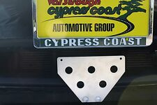 2010-2012 Ford Mustang GT and V6 - Removable Front License Plate Bracket