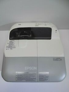 Epson Powerlite 475W Short Throw WXGA Projector