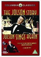 The Jolson Story/Jolson Sings Again [DVD] [1946/1949 ] [2003] [DVD][Region 2]