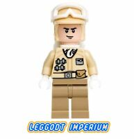 LEGO Star Wars Minifigure - Hoth Rebel Trooper - minifig sw291 FREE POST