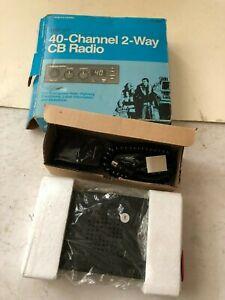 Vintage Realistic TRC-477 CB Radio NEW OLD STOCK