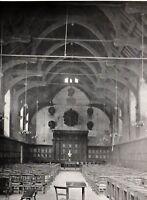 1905 Aufdruck + Text Pfannkuchen Weitwurf Bei Westminster Schule The Great Hall