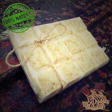 Cpt Munro 100% Natural Beard Care Grooming Goats Milk, Honey & Oat Soap Scrub
