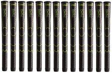 13 x Winn Golf Dri-Tac DriTac Performance Soft Black Grips 5DT-BK Standard NEW!