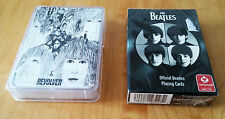 1st Official Beatles Different Pictures on Each Card SEALED + Revolver Pack