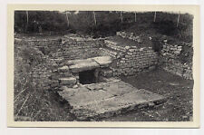 pro alésia  , sanctuaire dolménique ,vue prise du nord .