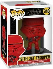 Funko - POP Star Wars: Rise of Skywalker- Sith Jet Trooper Brand New In Box