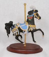 Franklin Mint Carousel Horse Royal Splendor (Lynn Lupetti)