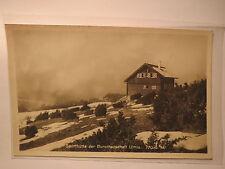 Stuttgart - Burschenschaft Ulmia - Sporthütte - 1928 / Studentika