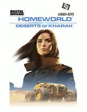 Homeworld Deserts of Kharak Steam Key Pc Game Download Global [Blitzversand]