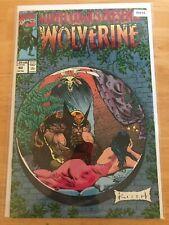 Marvel Comics Presents Wolverine 90 -  High Grade Comic Book - B34-54