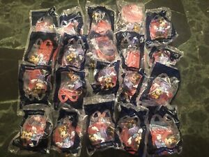 Lot Of 20 Minnie Mouse Walt Disney 50th anniversary McDonald's happy meal toys
