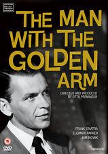 The Man With The Golden Arm [1955] [DVD] Region 2 Frank Sinatra Kim Novak Eleano