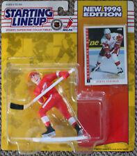 STEVE YZERMAN 1994 Starting Lineup SLU Detroit Red Wings SEALED MIP