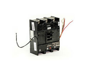 General Electric TJK363B600 Circuit Breaker 1/pkg 600A 600V 3P With Auxillary...