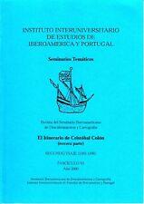 Instituto Interuniversitario de Estudios de IberoAmerica Y Portugal 2000
