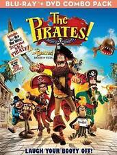 The Pirates Band of Misfits (Blu-ray/DVD, 2012, 2-Disc Set