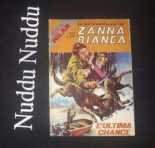 Le avventure di Zanna Bianca N 12 1975 poster La maschera aztec fumetti vintage