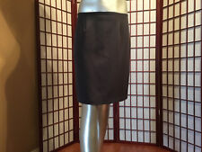 Alyn Paige Gray Above Knee A line Skirt Womens Apparel Sze 5/6 Poly Garment