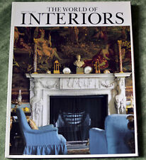 The World of Interiors magazine March 2001