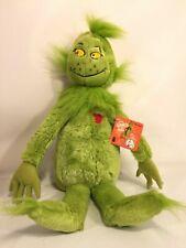 Grinch Who Stole Christmas Dr Seuss Stuffed Animal Plush Kohls Cares For Kids