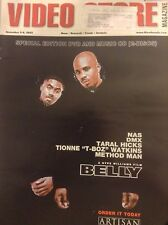 Video Store Magazine DMX Nas Belly November 8, 2003 010118nonrh