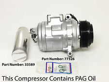 1993-2000 LEXUS LS 400 GENUINE OEM DENSO A/C COMPRESSOR KIT WITH 1 YEAR WARRANTY