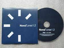 CD-NOVA TUNES 1.2-12TRACK-2011-NIKO-FEIST-JOE DUKIE & DJ FITCHIE-TAHITI-CD MAXI
