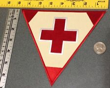 Firefly Serenity Browncoat Overlander Medical Corps oversized patch