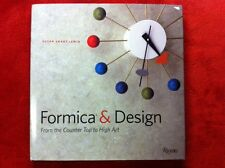 Formica & Design From The Counter Top To High Art by Susan Lewin