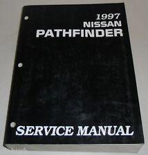 Werkstatthandbuch / Service Manual Nissan Pathfinder R50 1997