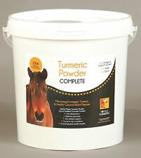 REFILL 4KGS TURMERIC/MICRONISED LINSEED/FRESH GROUND BLACK PEPPER - FOR HORSES