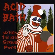 Acid Bath - When the Kite String Pops [New CD]