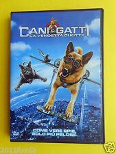dvds film animazione cani e gatti cani & gatti cats & dogs the revenge of kitty