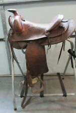 "14 1/2 "" BIG HORN SADDLE P480"