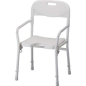Nova B9400 Foldable Shower Chair New Open Box