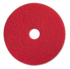 "15"" Red Fine Buffing Polishing Floor Pad for Refinishing Rotary Orbital Machines"