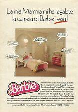 X1141 BARBIE - La camera vera! - Mattel - Pubblicità 1989 - Advertising