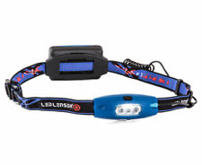 LED LENSER H4 3-IN-1 HEADLAMP FLASHLIGHT