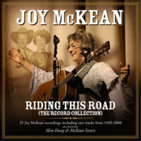 JOY McKEAN Riding This Road (The Record Collection) CD BRAND NEW Slim Dusty