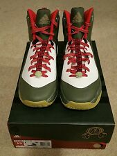 Adidas D Rose 5 Boost C76493 Year of the Goat Green Gold Derrick Rose SIZE 13