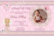 Angel & Ballerina Invitation Cards - Personalized - Thank You Cards Available